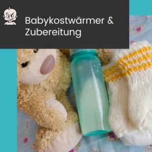 Babykostwärmer und Zubereitung