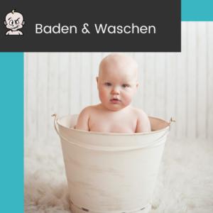 Baden und Waschen